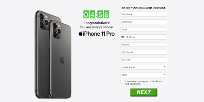 Total Access - iPhone 11 Pro Sweepstakes (US)