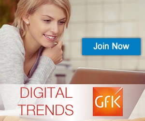 GFK Digital trends (UK)
