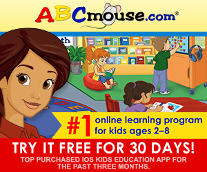ABCMouse - Educational Games for Kids Online (Incent)(US)