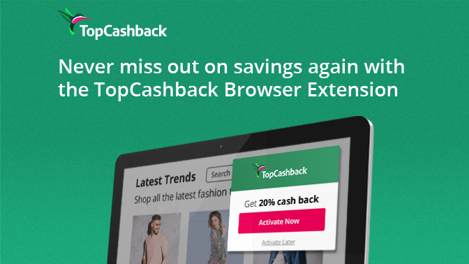 TopCashback - Browser Extension (Incent)(US,CA)