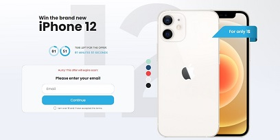 iPhone 12 White (US)