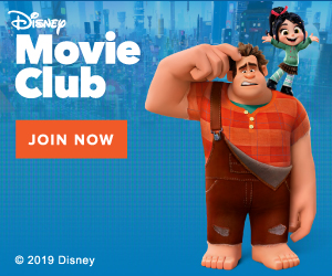 Disney MovieClub (Incent)(US)