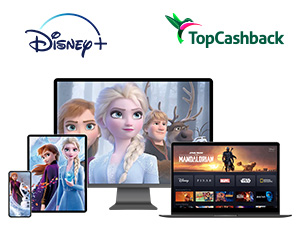 TopCashback - One Month of Disney+ Freebie (Incent)(US,CA)