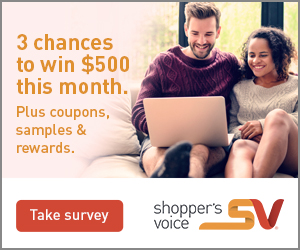 Shopper�s Voice (Incent)(US)