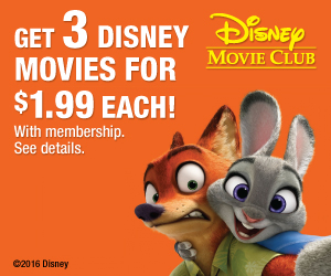 Disney Movie Club (Incent)(US)