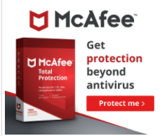 McAfee Anti Virus Security (US)