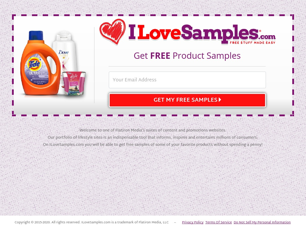 Get Free Product Samples (US)